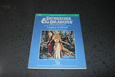 Dungeons & Dragons, Legacy of Blood, Modulo Companion CM9