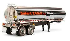 Tamiya 56333 1/14 RC Truck Gallant Eagle Fuel Tanker Trailer Assembly Kit