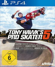 Tony Hawk's Pro Skater 5 PlayStation 4 PS4 NEU/Ovp