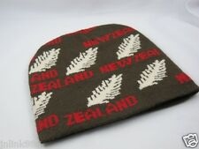 A3:New Imported Unisex Beanie Hat/Bonet-Brown