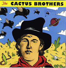 The Cactus Brothers (Self-titled) BRAND NEW FACTORY SEALED CD (May-1993,Liberty)