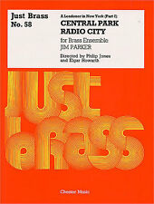 Jim Parker A Londoner In New York Part 2 Just Brass No.58 Music Book