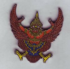 Thailand Wappen,Coat of Arms Badge,Label,Thai Pin