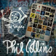 PHIL COLLINS THE SINGLES 2CD SET (Greatest Hits) (October 14th 2016)