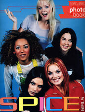 9 x 11 Original 1997 Spice Girls Photo Book Brand New Collectible FREE shipping
