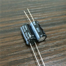 10pcs 820uF 25V Nichicon HV 10x20mm 25V820uF Super Low Impedance Capacitor