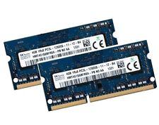 2x 4gb 8gb ddr3 memoria RAM 1600 MHz Apple iMac Retina 5k (2014) 0x80ad ddr3l