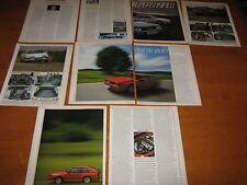 Ford Motorsport Escort Turbo, Sierra, XR4x4, Audi 90 Quattro, Vadis Sport
