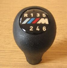 Gear Shift Knob 6 Speed Leather Imitation BMW M E34 E36 E39 E46 E30 X5 E87