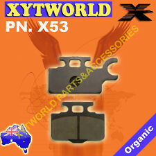X53 Brake pads SUZUKI KAWASAKI motor dirt trail bike