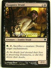 Magic Commander 2013 - 4x Quagmire Druid