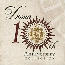 DOMO 10TH ANNIVERSARY COLLECTION - KITARO, DAVE EGGAR, ALEX WURMAN - CD NEU