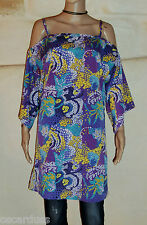 tunique robe PEPE JEANS Taille SMALL  100% polyester excellent état