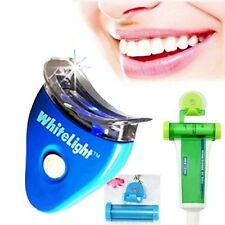 Teeth Whitening Dental Tooth Cleaner Bleach Whitener Whitelight Gel Kit Set Toot