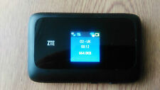 UNLOCKED ZTE MF910 150MBPS 4G LTE HOTSPOT MOBILE BROADBAND ROUTER WIFI WI-FI o2