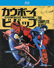 Cowboy Bebop - Remix: Complete Collection (Blu-ray Disc, 2014, 4-Disc Set)