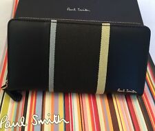 Paul Smith Women Purse Large Zip Around Mahar With Box Made In Spain RRP£235