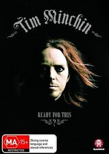 Tim Minchin - Ready for This? (DVD, 2009) New & Sealed