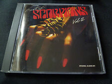 Scorpions - The Best Of Scorpions Vol. 2 (RARE CD 1984) SCHENKER ULI JON ROTH