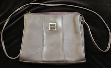Vintage Esprit Brown Faux Leather Shoulder Strap CrossBody Bag  Womens Purse