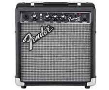 "Fender 10 Watt Electric Guitar Practice Amp Amplifier 6"" Speaker Great Tone New"