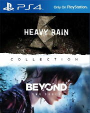 New Sony PS4 Games Heavy Rain and Beyond Two Souls Collection HK Version
