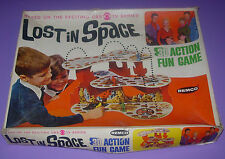 LOST IN SPACE  3D  ACTION FUN GAME  REMCO  1966  LIS