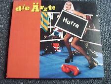 Die Ärzte-Hurra Maxi CD-Cardsleeve-Made in Germany