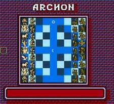 Archon - Fun Classic NES Nintendo Game