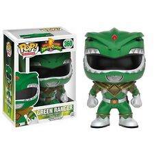 Funko POP TV: Power Rangers - Green Ranger Vinyl Figure