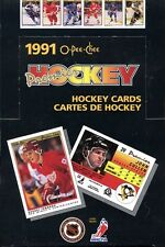1990/91 OPC O-PEE-CHEE PREMIER HOCKEY BOX MINT FROM OUR CASE