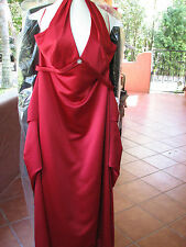 Impression Size 18 Burgundy Bridesmaid Dress BEAUTIFUL! Used Once