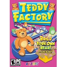 Teddy Factory - PC