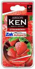 Air Freshener Areon Ken Strawberry Car Home Fragrance Luxury Car Scent *NEW*
