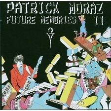 Patrick Moraz Future Memories II CD NEW SEALED 2006 Yes
