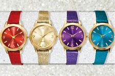 GLITTERY SPARKLE STRAP PARTY WATCHES Only 1 Red one Left !!!