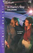 In Harm's Way by Lyn Stone (2002, Paperback)
