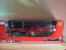 Ferrari Rastar F1 Rc Car 1:12 New Sealed F138