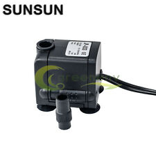 160 GPH Aquarium Submersible Water Pump Fish Tank Powerhead Fountain Hydroponic