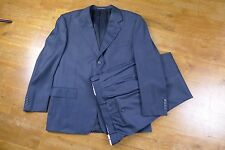 Corneliani graphite 2 piece men's suit 54 R, W38, Super 100's Extrafine Merinos