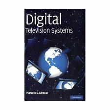Digital Television Systems Marcelo S. Alenc. Hardcover 9780521896023 Cond=LN:NSD