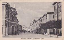 * GRADISCA D'ISONZO - Via Marziano Ciotti 1952