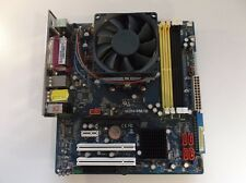 Asus M2N-VM/S Motherboard With AMD Athlon X2 Dual Core 4600+ 2.40 GHz Cpu