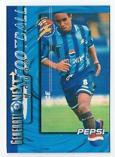 Rare Pepsi Cola 1997 Thailand Football Card Paul Ince Manchester Man United Utd