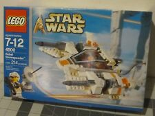 Star Wars LEGO 4500 Rebel Snowspeeder Blue Box New Sealed Box