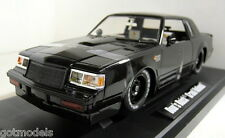Jada 1/18 Scale 97178 Fast & Furious Dom's Buick Grand National black diecast