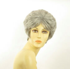 short wig for women gray ref: VAL 51 PERUK