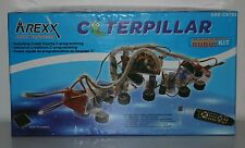 AREXX Caterpillar Robot Kit ARX-CAT09 w AVR Processor with programming course