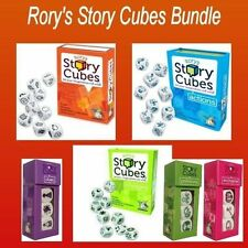 Rory's Story Cubes + Actions & Voyages + 6 mini expansions Bundle (New)