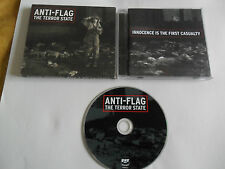 ANTI-FLAG - The Terror State (CD 2003) ROCK